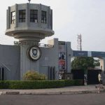 Main entrance of the University of Ibadan,