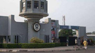 Main entrance of the University of Ibadan,