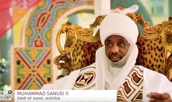 Emir of Kano, Muhammad Sanusi II