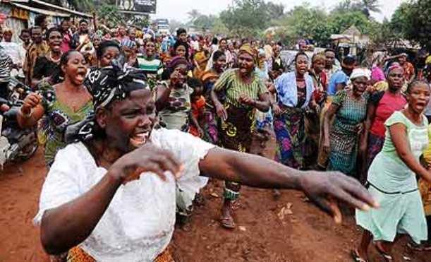 nigerian women