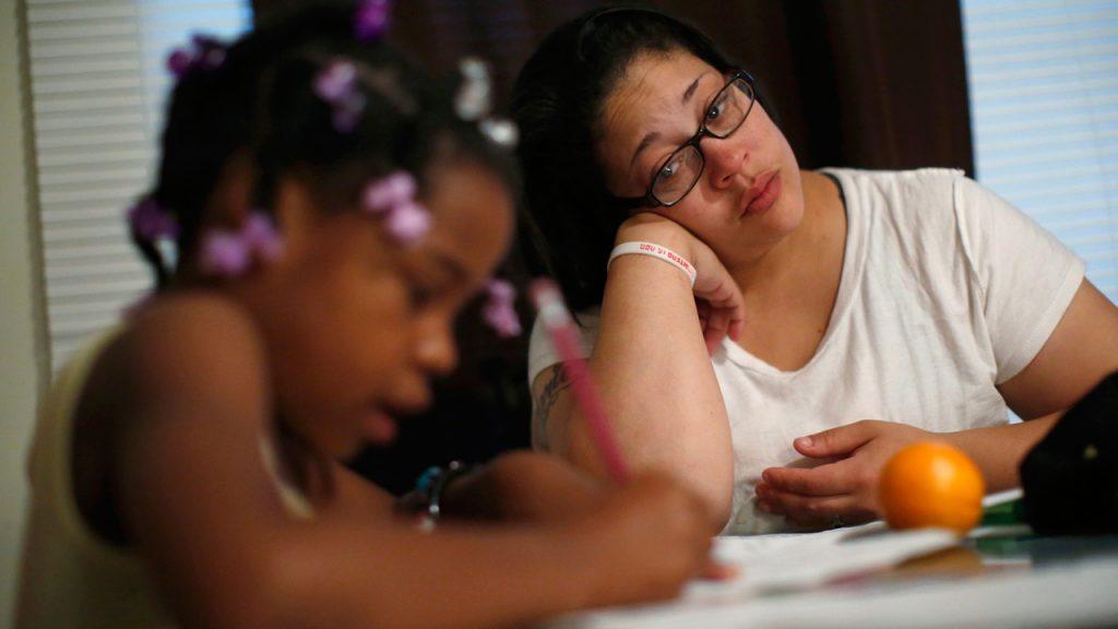 single parents essays