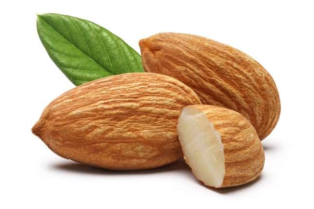 Almonds-