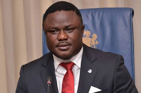 Ben Ayade of Cross River state