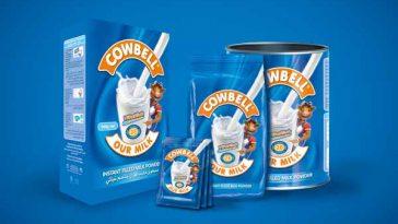 Cowbel milk
