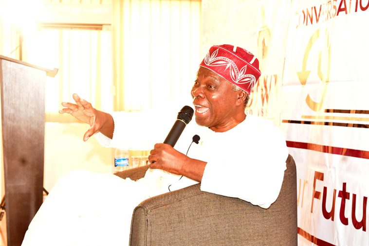 Professor Adebanji Akintoye