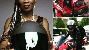Female-Power-biker