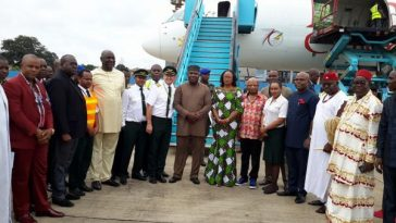 Governor-Ifeanyi-Ugwuanyi-International-Cargo-Flight