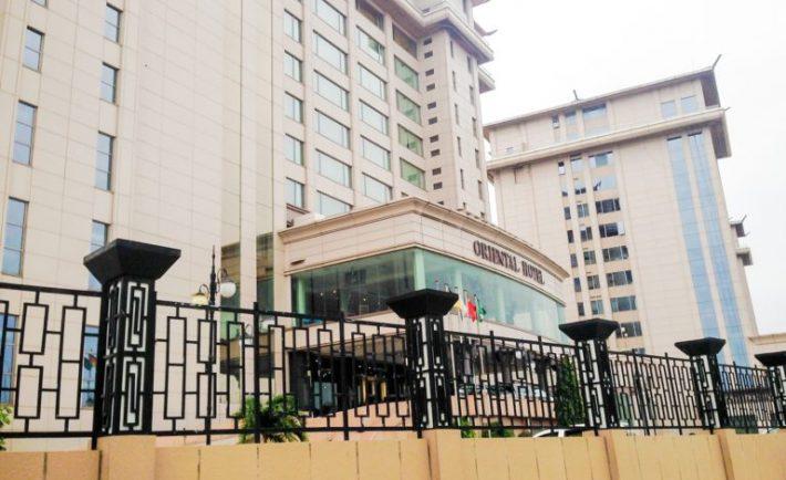 Lagos Oriental Hotel