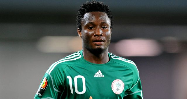 LUBANGO, ANGOLA - JANUARY 25:  John Obi Mikel of Nigeria during the Africa Cup of Nations Quarter Final match between Zambia and Nigeria from the Alto da Chela Stadium on January 25, 2010 in Lubango, Angola. (Photo by Lefty Shivambu/Gallo Images/Getty Images)