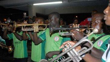 Nigeria U-23 Team
