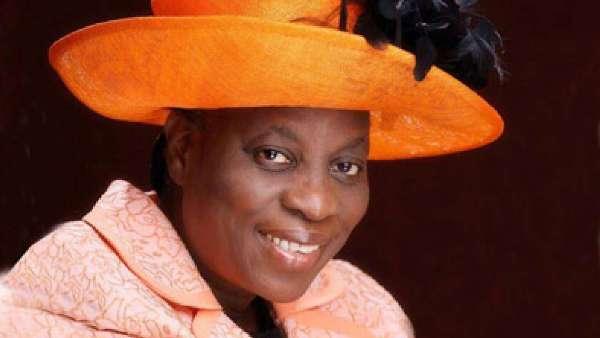 Pastor-Mrs-Folu-Adeboye