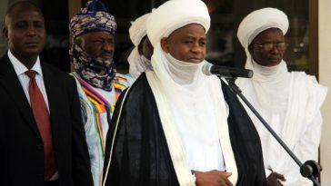 Sultan Of Sokoto Sa'ad Abubakar III