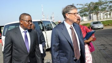 dangote and bill gates