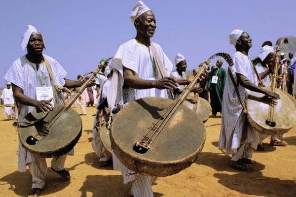 hausa music