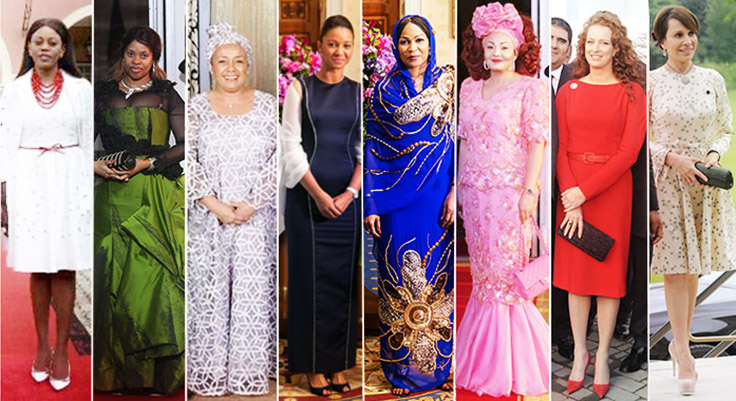 Top 7 Stylish African First Ladies, You Need To See No. 4 ...