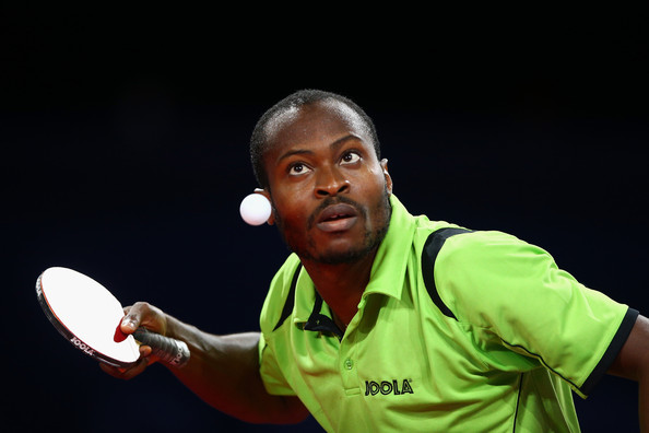 Aruna quadri honoured by ittf africa for rio feat how - African table tennis federation ...