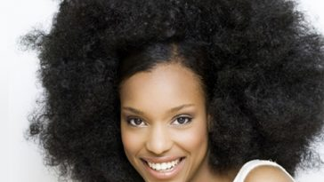 Black woman with natural hair image source: jadeafrican.com