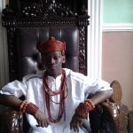 Chukwuka Noah Ofulue the Obi of Ubulu-Uku