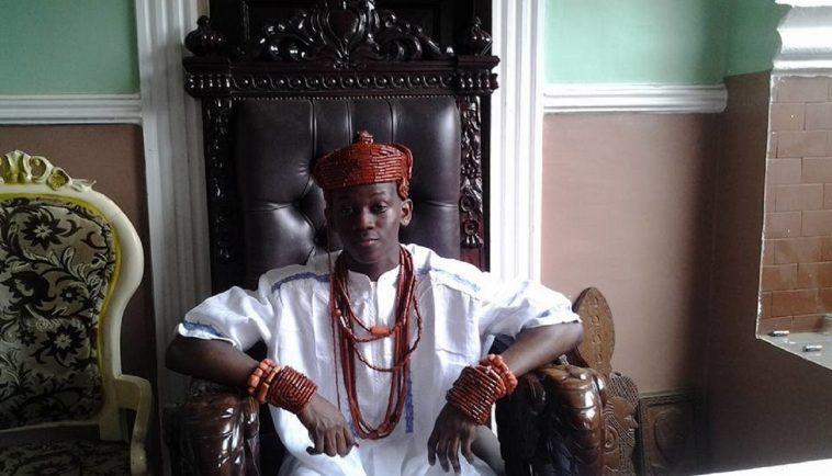 Chukwuka Noah Ofulue the Obi of Ubulu-Uku