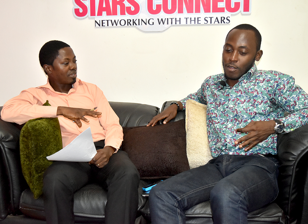 Wole Sawe on StarsConnect