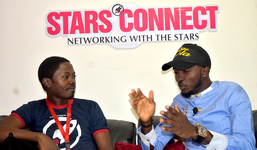 Babatunmise on StarsConnect