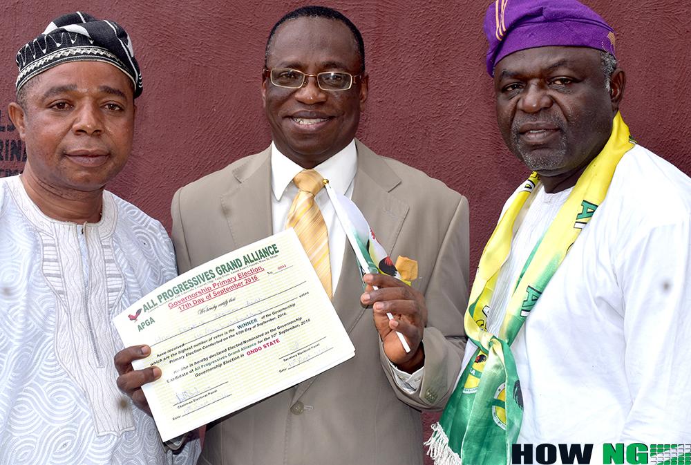Hon. Adeyemi Alao