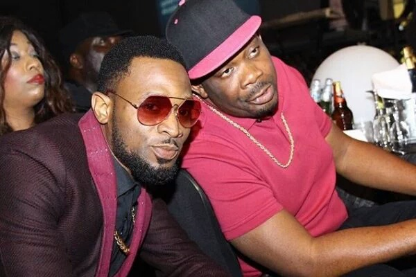 D'banj and Don Jazzy image source: www.parrotnigeria.com