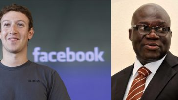 Mark Zuckerberg, Reuben Abati