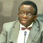 Minister of Health Professor Isaac Adewole