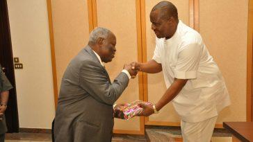 Pastor Kumuyi ang Wike