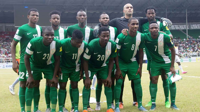 720a91a2f3a Why I Want Super Eagles Jersey Colours Changed – Rohr – How Nigeria News
