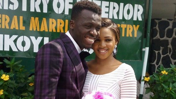 akpororo and wife
