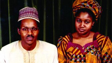 buhari-and-hajia-safinatu