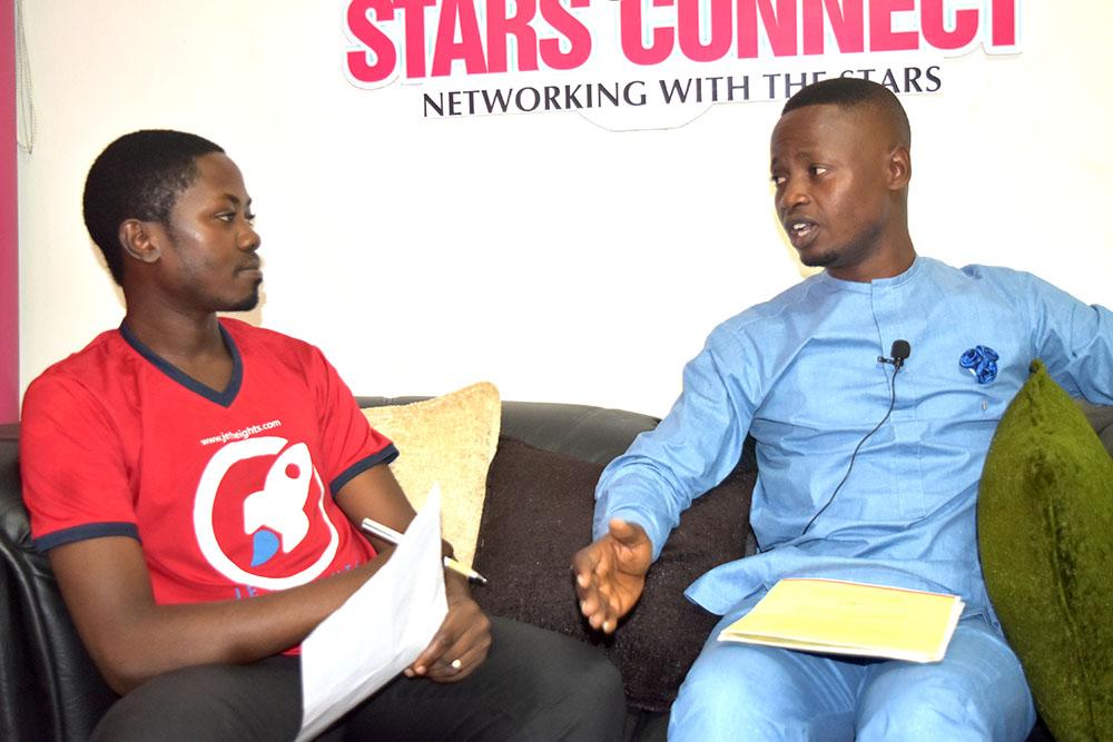 Sunday Oni on StarsConnect
