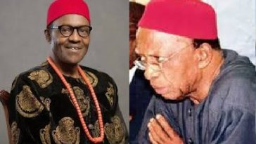ben-nwabueze-and-buhari