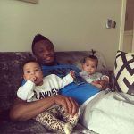 Mikel Obi reads bedtime stories to his cute daughters in new photo