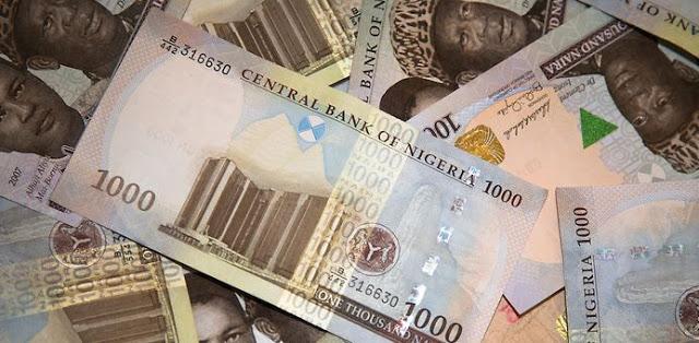 naira value
