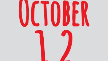 october-12