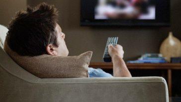 man-watching-tv