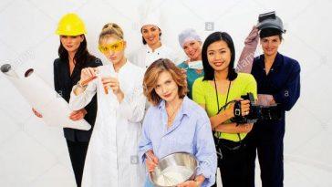 different-profession-ladies