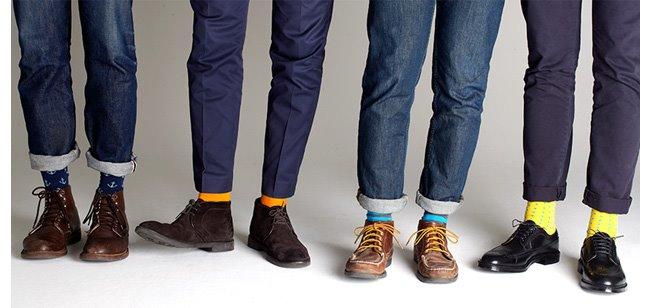 men-sock