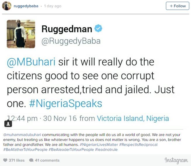 ruggedman-tweets