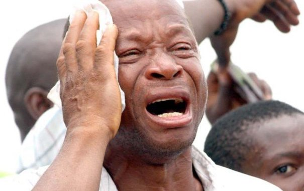 Image result for Nigeria Man Crying