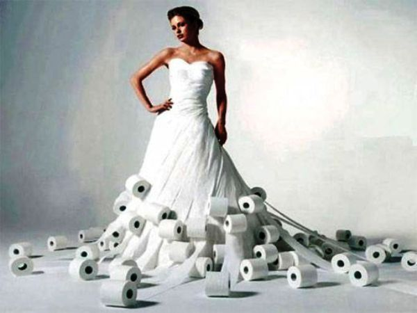 Genius Meet The 16 Year Old Girl Who Makes Wedding Gown With