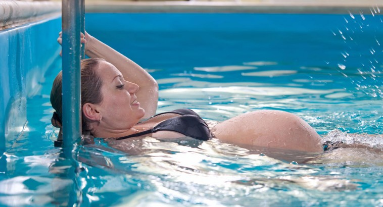 Exercise during Pregnancy: Swimming