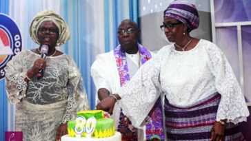 obasanjo's 80th birthday