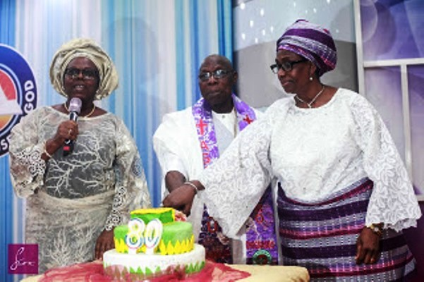 Image result for OBASANJO'S 80TH BIRTHDAY