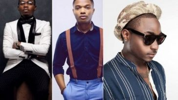 olamide-wizkid-and-davido