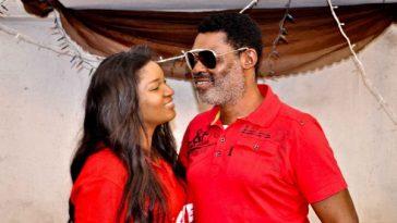 omotola and husband