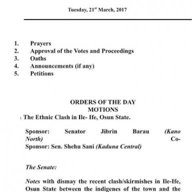 2nd reading for tribalmark bill